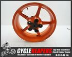 D137 2011 11 KTM 1190 RC8R RC8 Marchesini Rear Wheel Rim Tire Straight