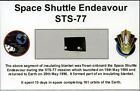 Own a Genuine Piece of Space Shuttle Endeavour Flown in Space For Just 995