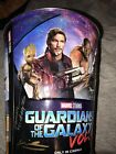 Marvels Guardians of the Galaxy Vol 2 EXCLUSIVE POPCORN BUCKET MTL SIGNED BY 7
