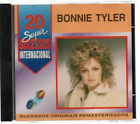 bonnie tyler cd brasil only art cover 20 sucessos rare 1993 limited edition oop