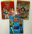Toy Story Trilogy DVD Collection Set 1 2 3 Movies W Slipcover Special Edition
