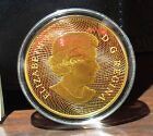 Canada $300 14kt Gold Coin RARE 2006 Shinplaster RCM 60g/50mm: ONLY 1200 Minted