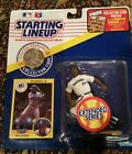 1991 Ken Griffey Jr. Starting Lineup Extended Series Unopened, Collector Coin