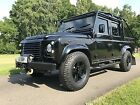 2002 Land Rover Defender 110 Double Cab Pickup Xs Spectre Must Be Seen Mega Spec