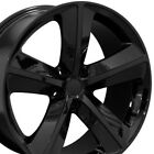 20 Rims Fit Dodge Charger Challenger SRT Black Wheels 2357