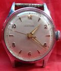 RARE!! VINTAGE JUNGHANS GERMAN WIND UP WOMEN'S?? WATCH NO BAND 1950's?