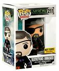 Funko Pop! Television #211 Arrow Deathstroke Unmasked Hot Topic Exclusive