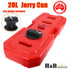 Heavy Duty 20L Liter Jerry Can Fuel Petrol Container Holder 4WD Off Road C0138