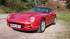TVR Chimaera 400 1998 R 51k miles Rosso Red Pearl with Grey leather