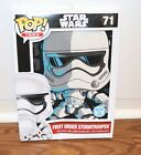 DISNEY 2XL FUNKO STAR WARS POP TEES STORMTROOPER UNISEX LIMITED EDITION T SHIRT