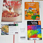 Weight Watchers WINNING Points Kit Complete food cookbook Get started Journal