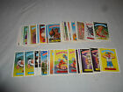 VINTAGE TOPPS GARBAGE PAIL KIDS CARD 3RD SERIES SET COMPLETE 88 CARDS A