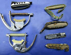 LOT of SEVEN (7) Guitar Capo !!! SEVEN CAPOS - One Price - CHEAP!