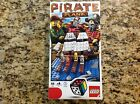 LEGO PIRATE PLANK Game (3848)  100% COMPLETE