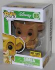 Funko Pop! Disney Lion King Flocked Simba - Hot Topic Exclusive #85 NEW MIB