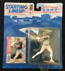 1997 SCOTT BROSIUS Oakland A's Starting Lineup Action Figure with Card