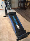 Total Gym XLS Home Gym With Wing Bar Squat Stand Pilates Bar
