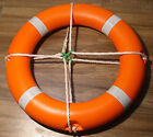 Vintage  Nautical LARGE Life Boat  Ring - LIFE BUOY - SHIP'S ORIGINAL -EXCELLENT