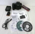 Canon EOS 6D 202MP Digital SLR Camera Blk Body Only DS126401 charger manual