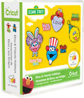 CRICUT SESAME STREET ELMO  FRIENDS HOLIDAYS CARTRIDGENEWCHRISTMAS HALLOWEEN