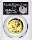2017-W $100 American Liberty High Relief PCGS PR70 FIRST STRIKE THOMAS CLEVELAND