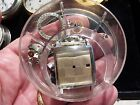 Vintage Girard Perrigaux Automatic Wristwatch Stainless Steel