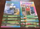 ACE School of Tomorrow lot of 8 Social Studies PACEs World Geography
