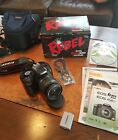 Canon REBEL XSi EOS 450D Digital Camera Bundle Lots of Extras