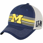 Michigan Wolverines Top of the World Sunrise Trucker Adjustable Hat NCAA