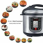 Electric Pressure Cooker Fast Cooking 11Multi Functional Home Kitchen Family NEW