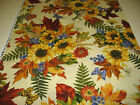 BENARTEX quilt craft fabric Sunflower Fields SUNFLOWER BOUQUET 2 yds 4851m 07