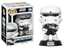 SDCC Funko Exclusive 2017 Combat Assault Tank Trooper with SDCC Sticker in Hand