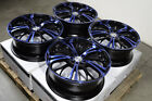 17 Effect Wheels Rims 5x100 Subaru Forester Impreza Wrx Legacy Outback Camry