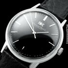 1973 IWC Vintage Mens Classic Dress Watch, Caliber 403 - Stainless Steel