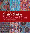 Kaffe Fassetts Simple Shapes Spectacular Quilts 23 Original Quilt Designs Fas