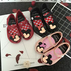 Cartoon Mickey Minnie Mouse Sandals Jelly Girl Kid Toddler Casual Princess Shoes
