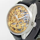 MAURICE LACROIX Masterpiece Squelette Skeleton MP7208-SS001-001 Mens Watch | G