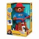 Officially Licensed Childrens Paddington Bear Bike Cycling Soft Plush Toy