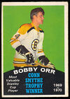 Bobby Orr Cards, Rookie Cards and Autographed Memorabilia Guide 18