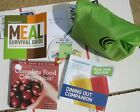 Weight Watchers 2008 9 Kit Food  Dining companion books cookbook case tracker