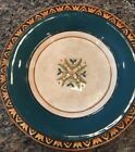 Fitz and Floyd Global Market Blue DINNER Plate NEW/TAGS! Rare