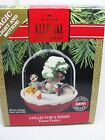 1990 #2 FOREST FROLICS, HALLMARK KEEPSAKE ORNAMENT