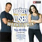 Biggest Loser Workout Mix Top 40 Hits Volume One CD
