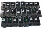 64 Lot Blackberry Tour 9630 Verizon Sprint GSM Cell Phone QWERTY Keyboard Used
