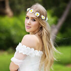 Valdler Little Daisy Flower Headband Crown Wedding Festival Bride Flower Garland