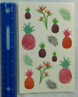 Mrs Grossman WATERCOLOR PINEAPPLES Sheet of Pineapples Stickers