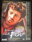 Pierrot Le Fou DVD Jean Luc Godard 1999 DVD French with English Subtitles