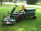 Bobcat ransomes 4000 mower 60 inch cutting deck