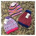The Children's Place 6 - 12 Month Baby Hat ~ Pom-Pom Baby Beanie Hat