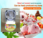 electric ice cream machine,hard ice cream maker machine with mixer,control panel